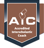 Accredited Interscholastic Coach by the The National Federation of State High School Associations